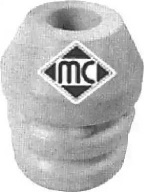 Metalcaucho 04298 - Буфер, амортизация autodnr.net