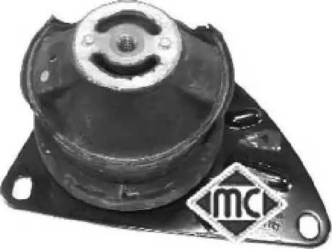 Metalcaucho 04317 - Подвеска, двигатель autodnr.net