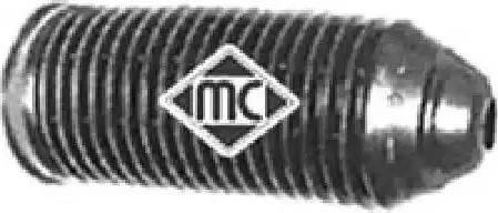 Metalcaucho 04324 - Защитный колпак / пыльник, амортизатор autodnr.net
