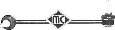 Metalcaucho 04342 - Тяга / стойка, стабилизатор autodnr.net