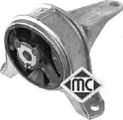 Metalcaucho 04378 - Подвеска, двигатель autodnr.net
