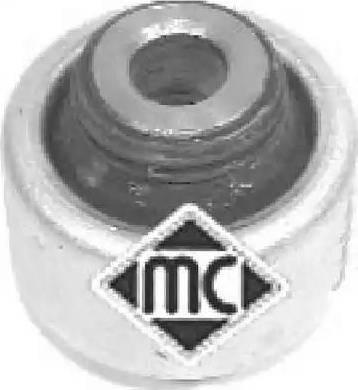 Metalcaucho 04444 - Подвеска, рычаг независимой подвески колеса autodnr.net