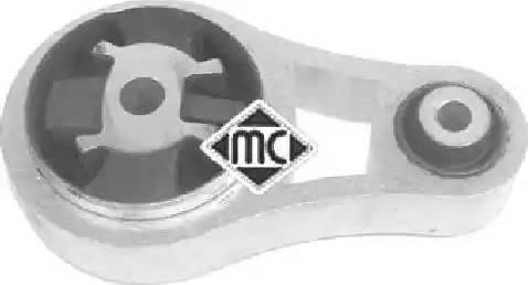 Metalcaucho 04449 - Подушка, підвіска двигуна autocars.com.ua