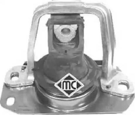 Metalcaucho 04453 - Подушка, подвеска двигателя car-mod.com