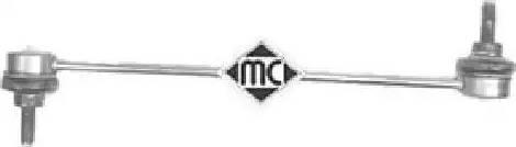 Metalcaucho 04457 - Тяга / стойка, стабилизатор car-mod.com