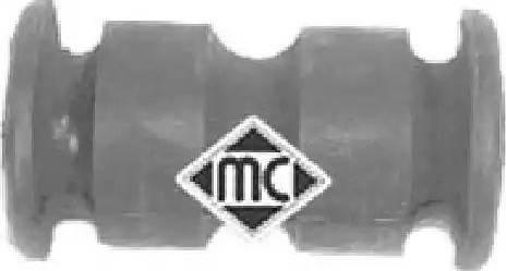 Metalcaucho 04473 - Подвеска, серьга рессоры autodnr.net