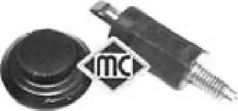 Metalcaucho 04479 - Кожух двигателя avtokuzovplus.com.ua