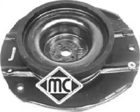 Metalcaucho 04483 - Опора стойки амортизатора autodnr.net