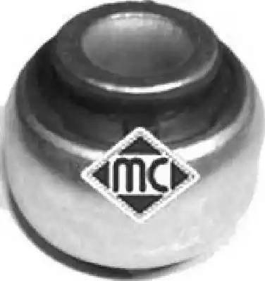 Metalcaucho 04487 - Сайлентблок, рычаг подвески колеса car-mod.com
