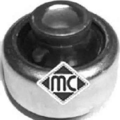 Metalcaucho 04488 - Сайлентблок, рычаг подвески колеса car-mod.com