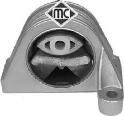 Metalcaucho 04567 - Подушка, підвіска двигуна autocars.com.ua