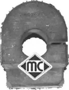 Metalcaucho 04573 - Опора, стабилизатор autodnr.net