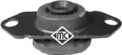 Metalcaucho 04624 - Подушка, підвіска двигуна autocars.com.ua