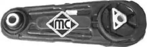 Metalcaucho 04631 - Подвеска, двигатель autodnr.net