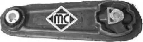 Metalcaucho 04632 - Подушка, подвеска двигателя car-mod.com