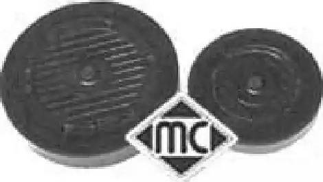 Metalcaucho 04641 - Кожух, зубчатый ремень autodnr.net