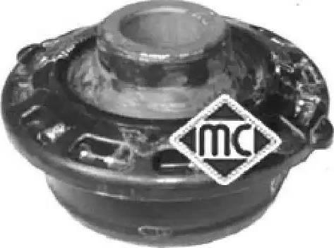 Metalcaucho 04651 - Подвеска, рычаг независимой подвески колеса autodnr.net