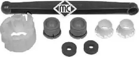 Metalcaucho 04683 - Ремкомплект, рычаг переключения autodnr.net