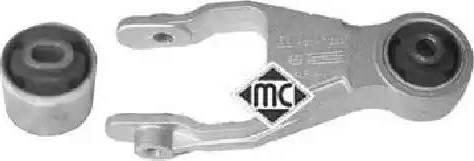 Metalcaucho 04689 - Подушка, подвеска двигателя avtokuzovplus.com.ua