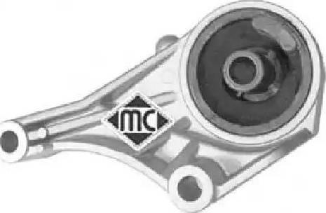 Metalcaucho 04690 - Подвеска, двигатель autodnr.net