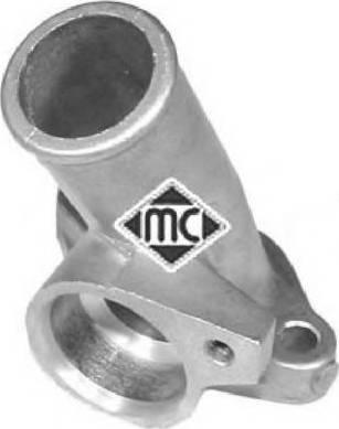 Metalcaucho 04693 - Фланец охлаждающей жидкости autodnr.net