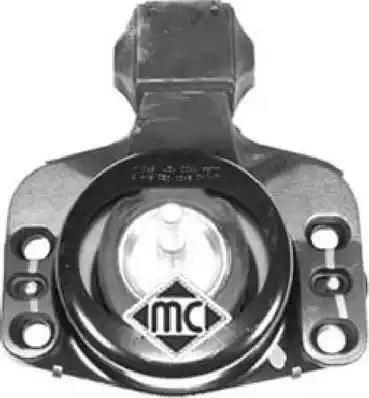 Metalcaucho 04776 - Подушка, підвіска двигуна autocars.com.ua