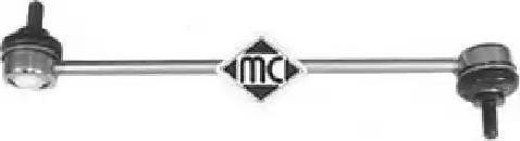 Metalcaucho 04792 - Тяга / стойка, стабилизатор autodnr.net