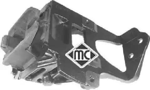 Metalcaucho 04810 - Подушка, підвіска двигуна autocars.com.ua