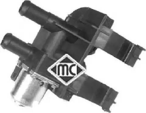 Metalcaucho 04822 - Регулирующий клапан охлаждающей жидкости car-mod.com