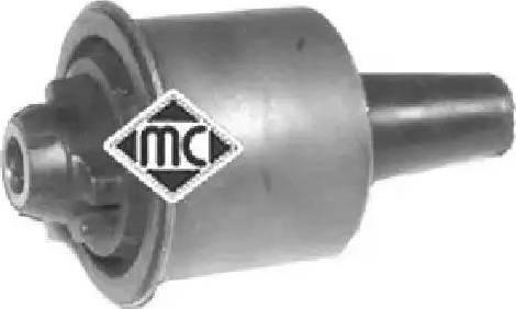 Metalcaucho 04846 - Сайлентблок, рычаг подвески колеса car-mod.com