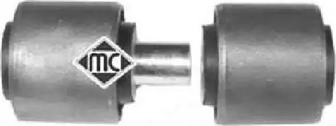 Metalcaucho 04858 - Подвеска, рычаг независимой подвески колеса autodnr.net