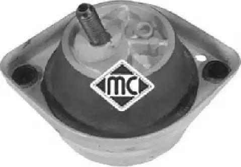 Metalcaucho 04880 - Подвеска, двигатель autodnr.net