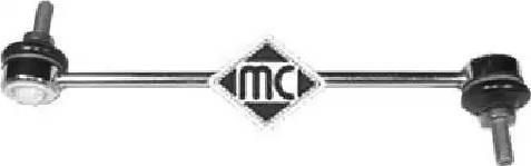 Metalcaucho 04900 - Тяга / стойка, стабилизатор car-mod.com