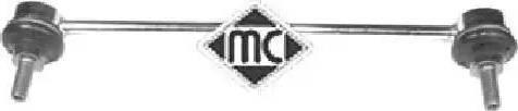 Metalcaucho 04901 - Тяга / стойка, стабилизатор car-mod.com