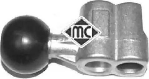 Metalcaucho 04902 - Шток вилки перемикання передач autocars.com.ua