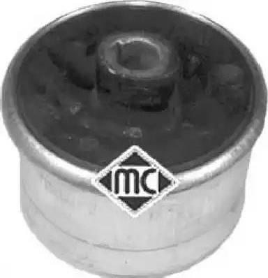 Metalcaucho 04932 - Подвеска, рычаг независимой подвески колеса autodnr.net