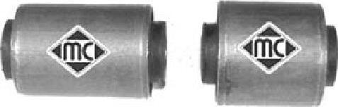 Metalcaucho 04940 - Подвеска, рычаг независимой подвески колеса autodnr.net