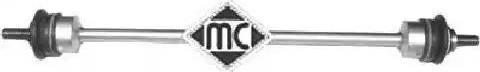 Metalcaucho 04959 - Тяга / стойка, стабилизатор autodnr.net
