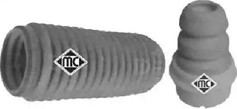 Metalcaucho 04982 - Буфер, амортизация autodnr.net