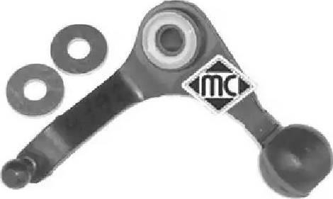 Metalcaucho 04992 - Шток вилки перемикання передач autocars.com.ua