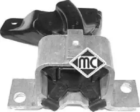 Metalcaucho 05093 - Подвеска, двигатель autodnr.net