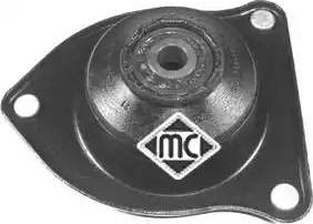 Metalcaucho 05128 - Опора стойки амортизатора autodnr.net