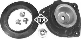 Metalcaucho 05151 - Ремкомплект, опора стойки амортизатора car-mod.com