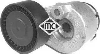 Metalcaucho 05157 - Натягувач ременя, клинові зуб. autocars.com.ua
