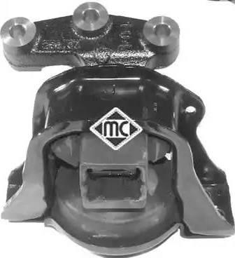 Metalcaucho 05186 - Подвеска, двигатель autodnr.net