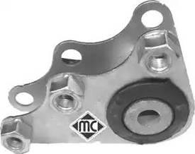 Metalcaucho 05268 - Подвеска, двигатель autodnr.net