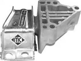 Metalcaucho 05272 - Подушка, підвіска двигуна autocars.com.ua