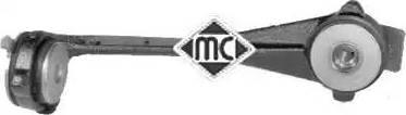 Metalcaucho 05311 - Подвеска, двигатель autodnr.net