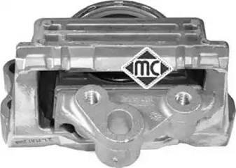 Metalcaucho 05318 - Подушка, подвеска двигателя car-mod.com
