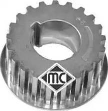 Metalcaucho 05330 - Шестерня, вал распределителя autodnr.net
